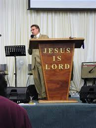 Ps Donnie Swaggart At Reformation Harvest Fire Ministries