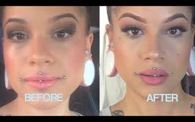 how i would normally do my makeup you
