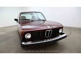 Classic BMW 2002 for Sale on ClassicCars.com - 18 Available