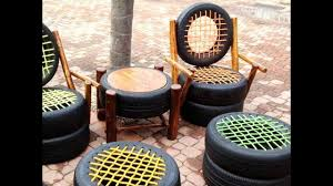 creative recycled furniture. new 100 creative ideas for home decoration 2016 cheap recycled furniture from tyres pallet youtube