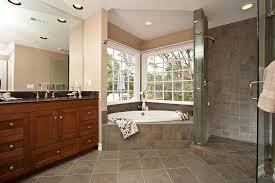 master bathroom corner showers. Contemporary Corner Tub Shower Master Bathroom Showers