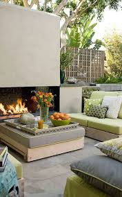 Use these outdoor fireplace ideas to give your deck, patio, or backyard  living room a dramatic focal point. Browse pictures of fireplace designs  for ...