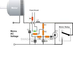 single phase induction motor wiring diagram inspirational unique wiring diagram relay starter motor ipphil