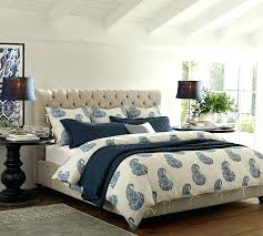 fascinating pottery barn blue rug traditional master bedroom with pottery barn paisley duvet cover sham blue