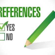 Who Should You List As A Professional Or Personal Reference