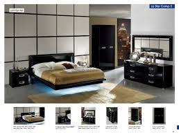 black modern bedroom furniture. Delighful Black Clearance Bedroom 50 OFF La Star Black Comp 5 Camelgroup Italy Inside Modern Furniture E
