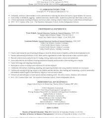 Teacher Resume Format Teachers Science Teacher Resume Format Pdf – Amere
