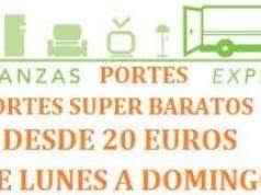 Portes Baratos Madrid Alicante  Mudanzas Baratas Compartidas  120u20acPortes Alcala De Henares