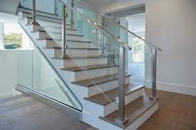 viewrail glass railing interior photo