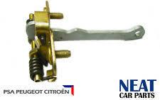 genuine brand new peugeot 205 309 405 front door hinge check strap 918146
