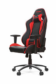 gaming chair. AKRACING Nitro PC Office Gaming Chair Red - Main