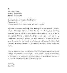 Cover Letter Mechanical Engineer Fresh Graduate – Oliviajane.co