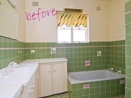 creative paint bathroom tiles 16