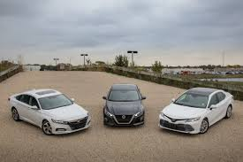 Nissan Altima Comparison Chart Accord Vs Altima Vs Camry Which Is The Best Mid Size