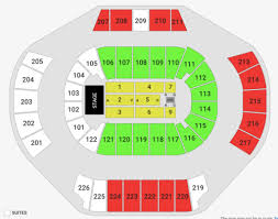 Atlanta State Farm Arena Seating Chart The Eagles Tickets At Philips Arena On February 8 2020 At 8 00 Pm