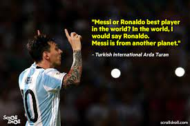 Lionel Messi Quotes 1 (6) - Stories for the Youth!