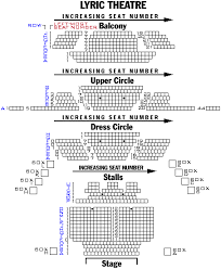 Lyric Theatre Birmingham Al Seating Chart 68 Disclosed Map Of Lyric Theatre London