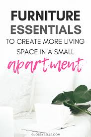 small furniture pieces. If You Live In A Very Small Space Such As College Dorm Or Condo Furniture Pieces