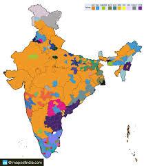 Voting Comparison Chart General Lok Sabha Election Results Comparison 2014 Vs 2019