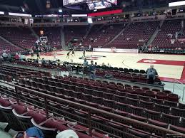 South Carolina Basketball Arena Seating Chart Colonial Life Arena Section 113 South Carolina Basketball