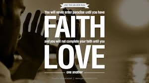 Love And Faith Quotes 100 Beautiful Prophet Muhammad Quotes on Love God Compassion and Faith 98