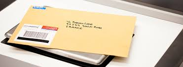 IMG FSSB Mail International Guaranteed header