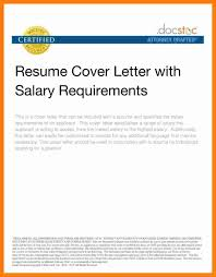 6 Cover Letter With Salary History Example Rsvp Slip Template Salary ...