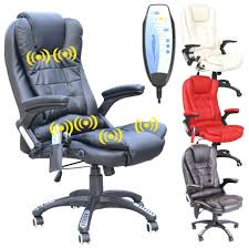 Desk Chairs : Reclining Office Chairs Leather Executive Desk Chair ...
