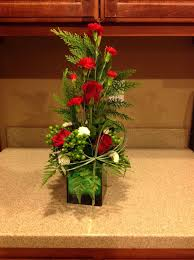 Introduction: How to Make a Christmas Flower Arrangement