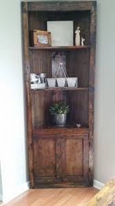 living room corner cabinet. corner shelf | do it yourself home projects from ana white. living room cabinet