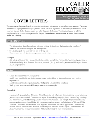 Elegant 3 Main Purposes Of A Cover Letter Job Latter
