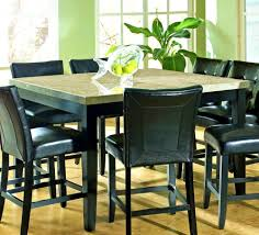 FurnitureStunning Dining Tables Cheap Counter Height Kitchen Black Room Sets  For Monarch Marble Top X Table