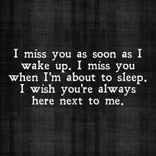I Miss You Quotes for Him and for Her - QuotesHunter