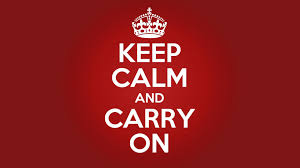 How To Make A Keep Calm Poster Keep Calm And Carry On Know Your Meme
