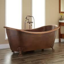 image of nice vintage clawfoot tub