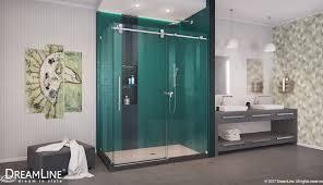 shower custom glass corner neo sterling and basco menards base sweep tub door splendid entry