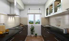 Modular Kitchens buy amarula parallel modular kitchen online in india livspace 7609 by guidejewelry.us