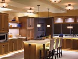 Kitchen Lighting   Awesome Kitchen Ceiling Lights Round Shape - Semi flush kitchen lighting