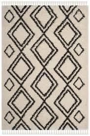mfg247b moroccan fringe cream charcoal