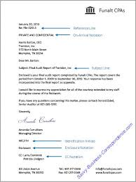 Sample Business Letter With Enclosure Cooperative Concept Though