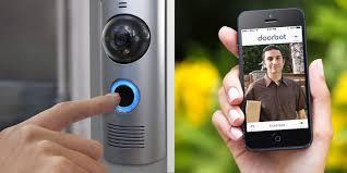 front door camera iphoneBalunywa Bytes What Is A Smart Doorbell