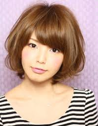 ミセス髪型小顔ショートボブke 29 ヘアカタログ髪型ヘア