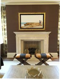 is the big design statement the console and the accessories bow to the bold lines and negative space of the frame design