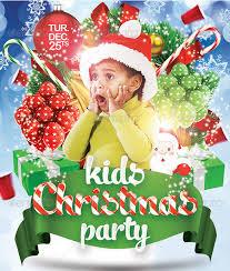 Christmas Birthday Party Invitations 21 Kids Invitation Templates Free Sample Example Format