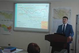 Состоялась защита диссертации на соискание ученой степени доктора  Выступление Берденова Жараса Галимжановича во время защиты докторской диссертации
