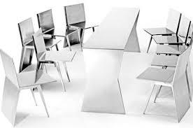 modern metal furniture. Transforming-fold-out-metal-furniture Modern Metal Furniture R