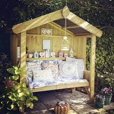 moorvalley 3 seater classic arbour