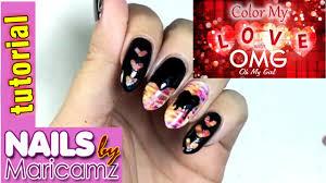 OMG Nails. Nail Polish Philippines - Nail Art Tutorial - Heart ...