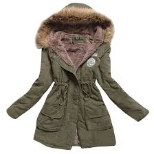 amazing mintsnow womens hooded warm winter winter coat with fur hood