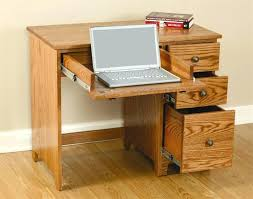 wood computer writing desk with drawers and hutch white computer desk with drawers on left side